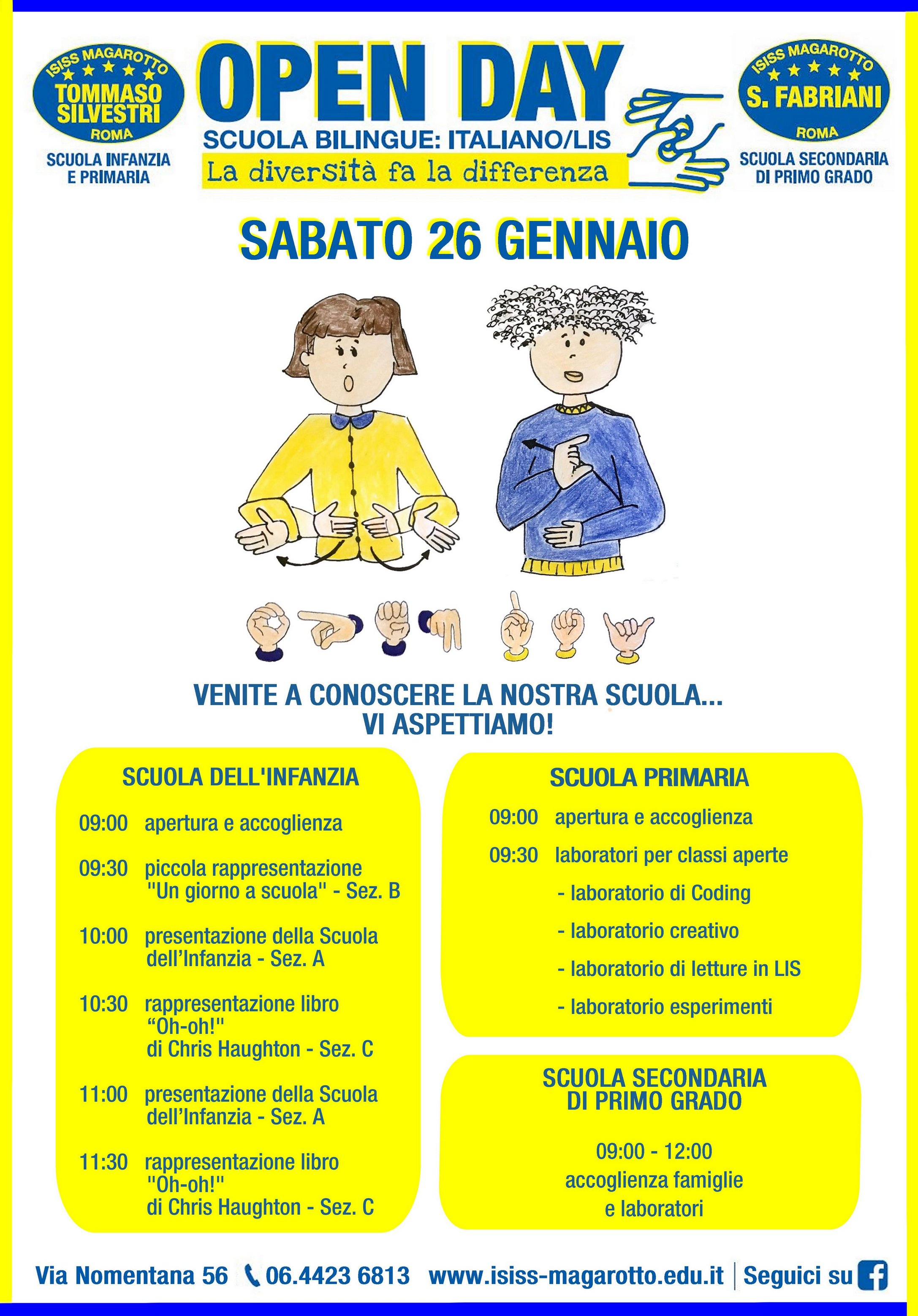 sito openday 26gen2019